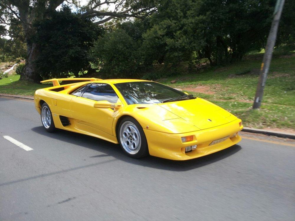 Lamborghini Diablo: