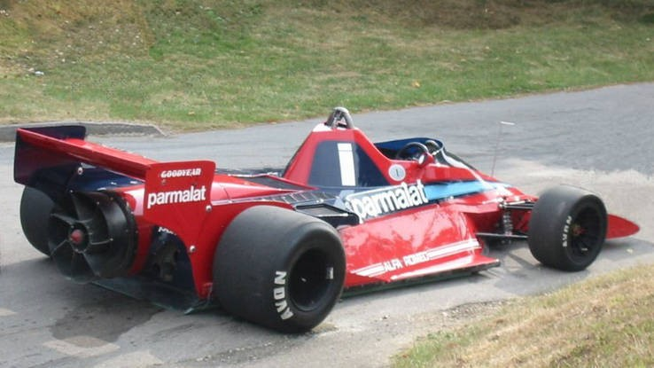 """· 1978 Brabham BT46B """"Fan Car"""" (T9)"""