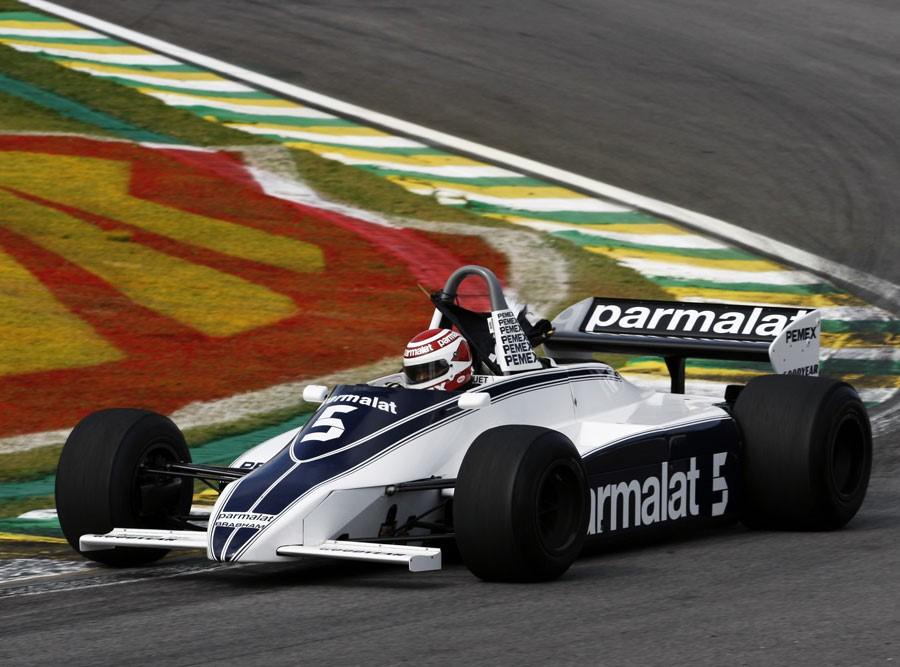 1981 Brabham BT49C Championship Winner