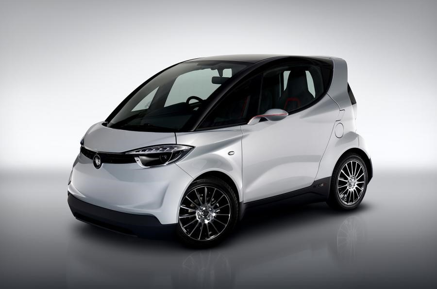· 2013 Yamaha City Car (T26)
