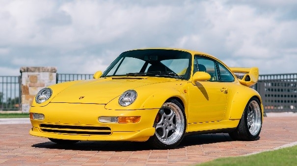 1996 Porsche 911 GT2 1 of 194 Produced Estimate R24 million - R28 million