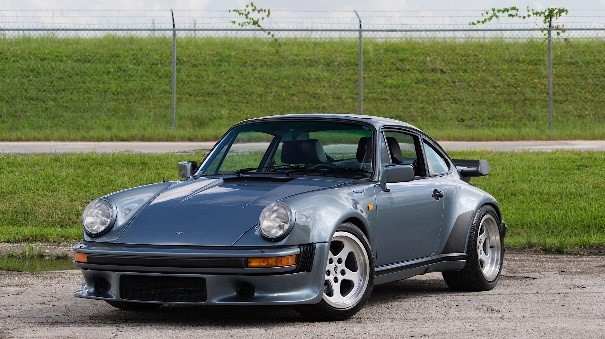 1984 PORSCHE 930 RUF BTR     ESTIMATE R3 MILLION – R3, 75 MILLION