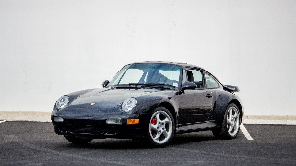 1996 PORSCHE 911 TURBO    ESTIMATE R3 MILLION – R3, 8 MILLION