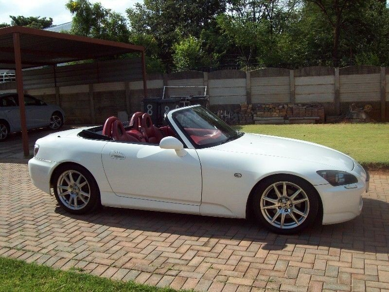 Honda S2000 is usually considered as a future classic car