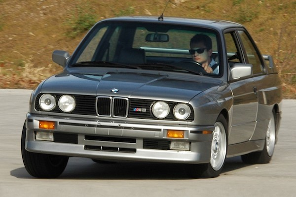 The very first BMW M3 currently costs almost the same as new M3.