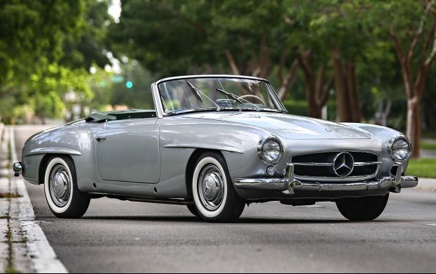 Mercedes Benz 190SL 1955