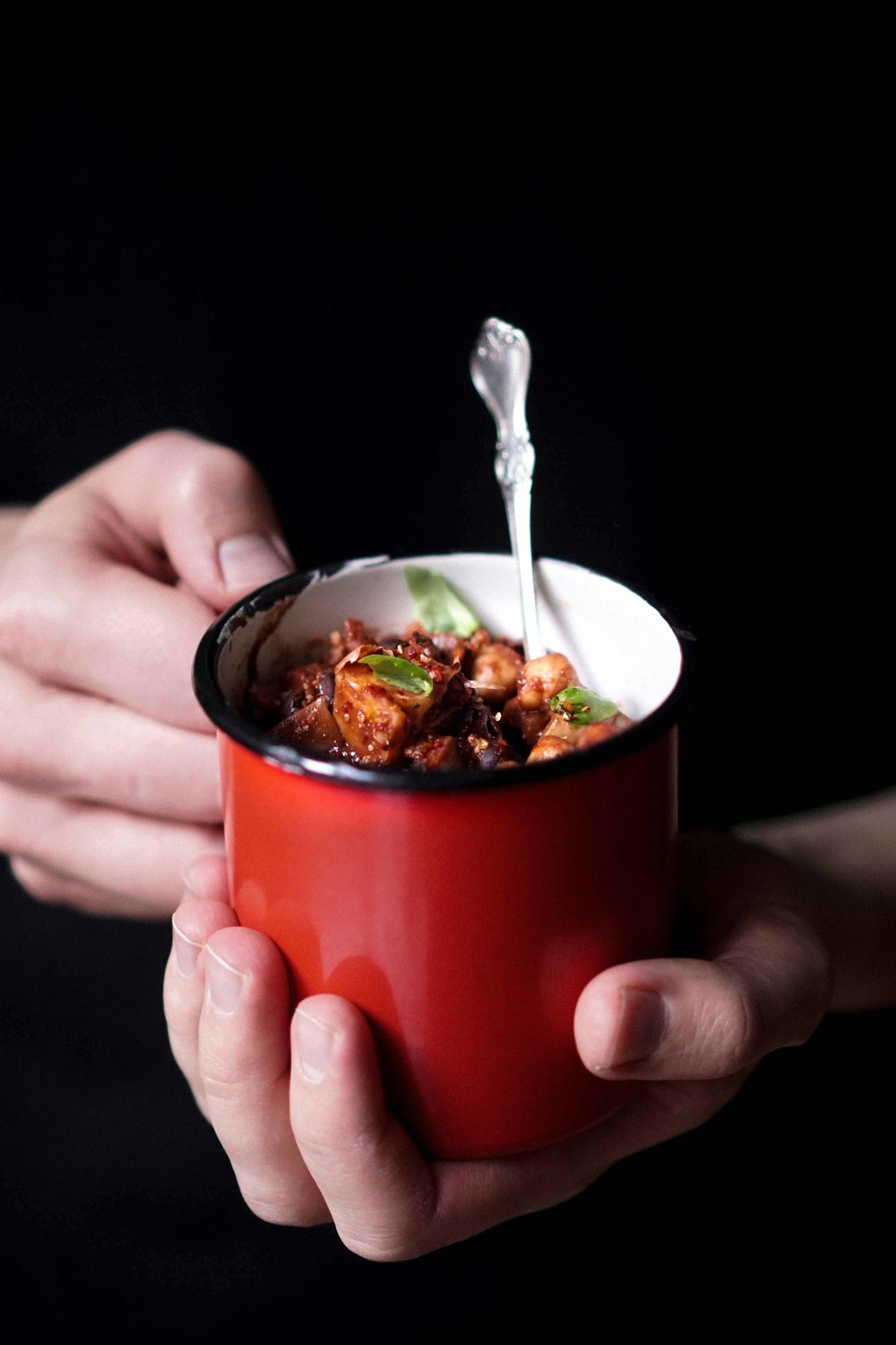Our hearty stew.