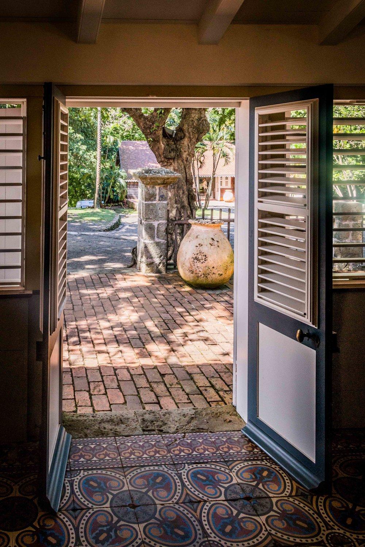 Martinique, Habitation Clément : la maison de maître