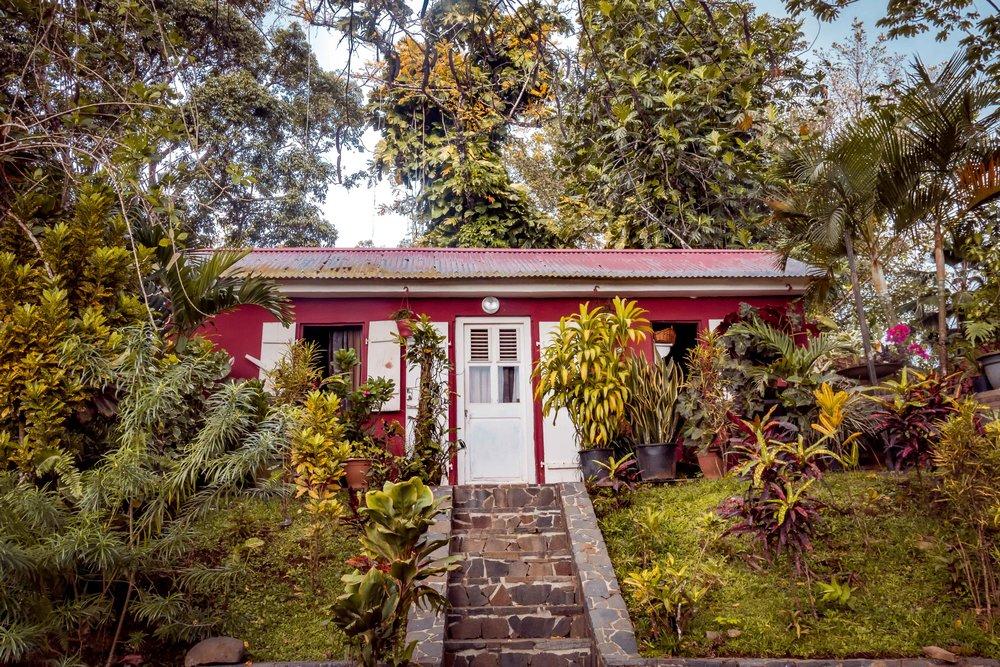 Martinique, Habitation Saint-Etienne, HSE : maison