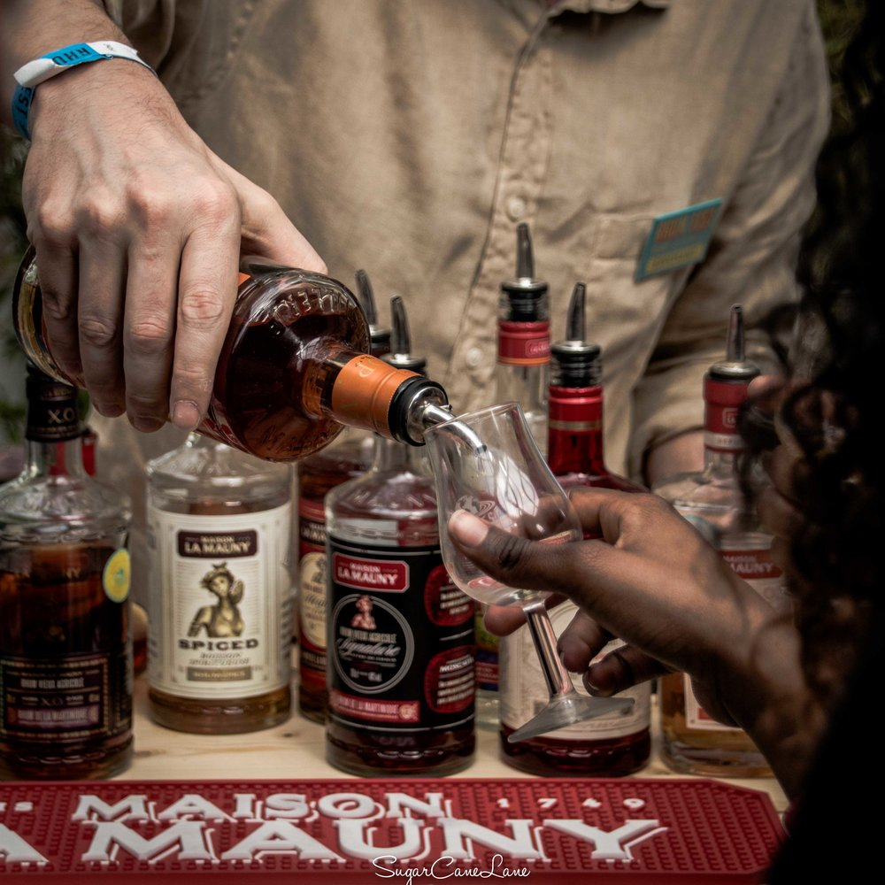 La Mauny - Le geste de la journée : transfert de saveurs