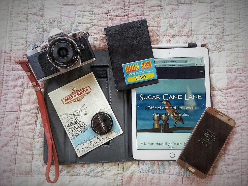 Petit arsenal de la blogueuse appliquée