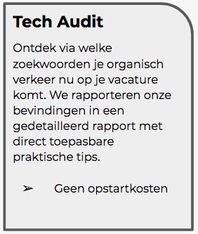 technische audit SEO