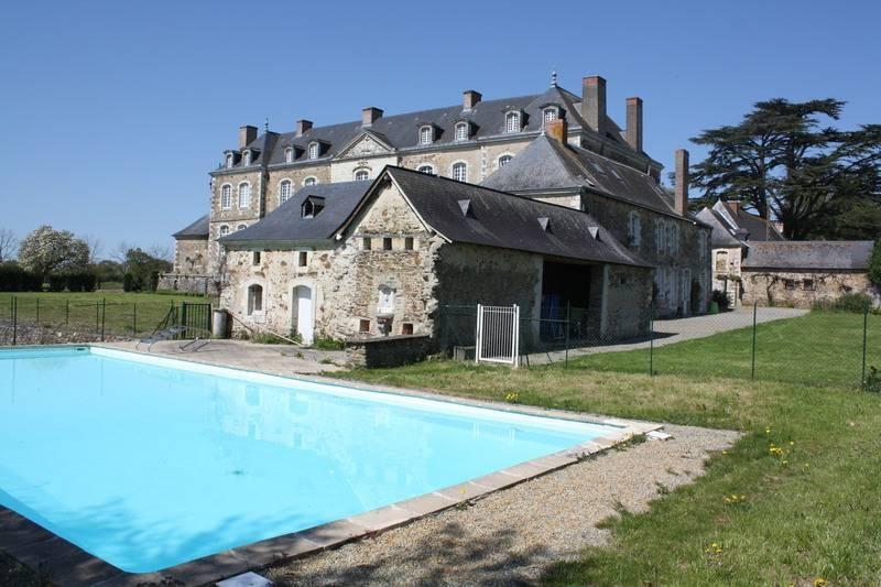 Le Pavillon Galant - piscine