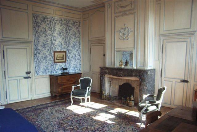 Le Pavillon Galant - chambre bleue