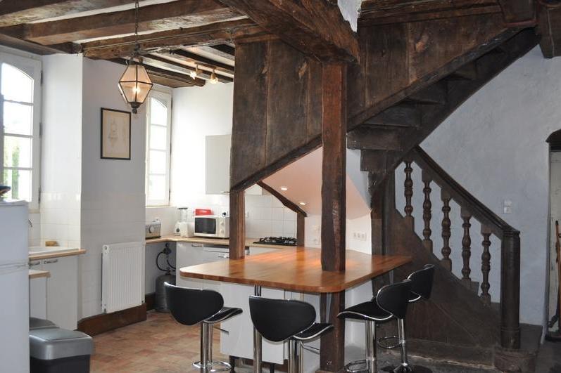 Le Pavillon Galant - cuisine