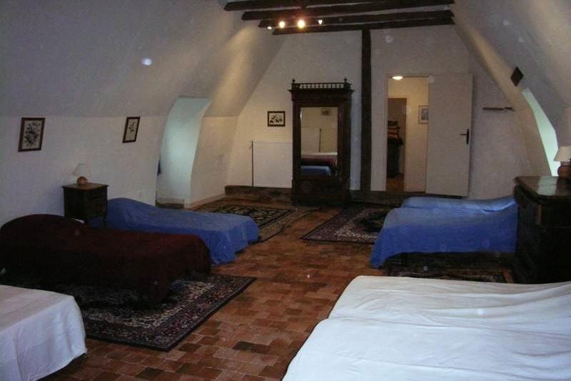 Manoir de Beauregard - dortoire