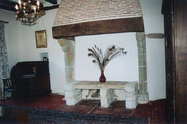 Manoir de Beauregard - chambre