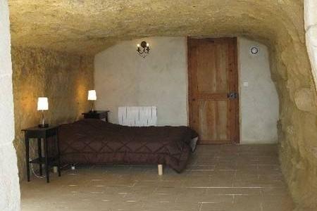 gite Manoir des Badinons - chambre