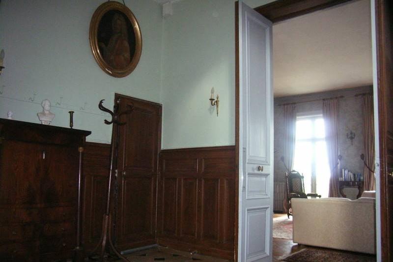 Gite Château de Thorigny1