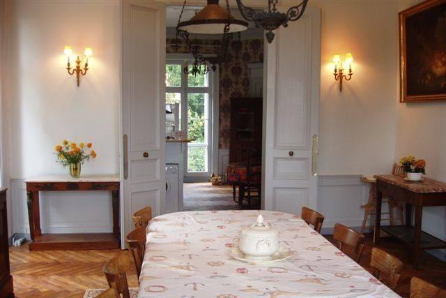 gite Château de Thorigny 17