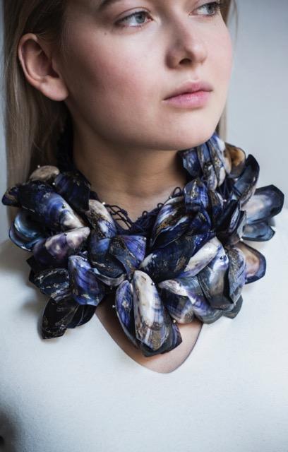 Mia Larsson, musselskal