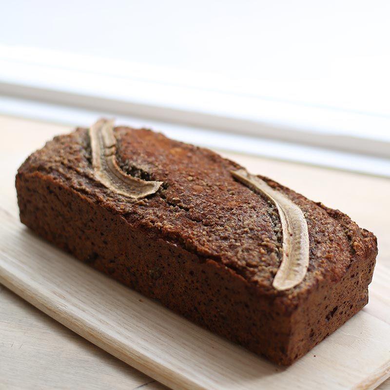 HGC Paleo Banana Bread