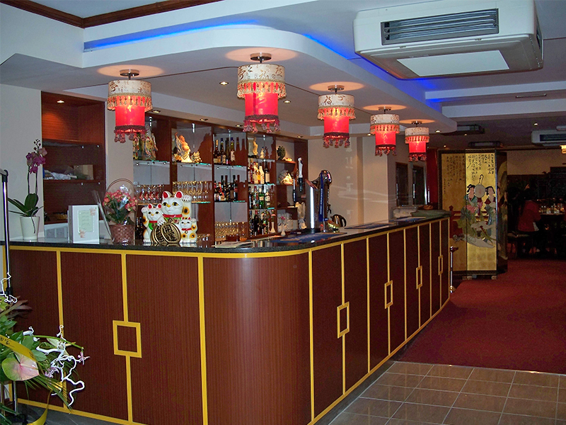 Chinese Restaurant - Newport