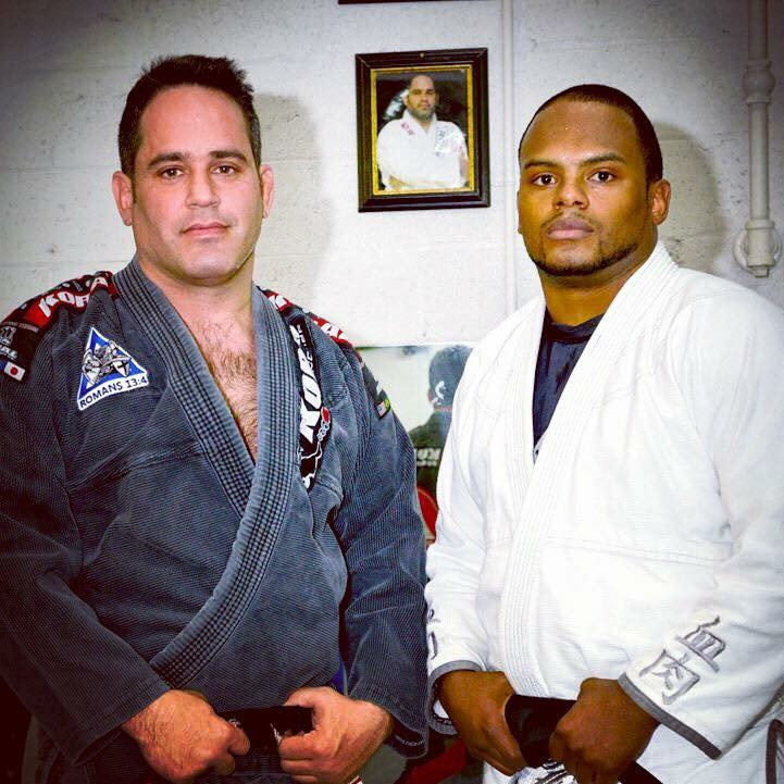 Joe Hurst - Joe Hurst is a fourth degree Black belt in Brazilian Jiu Jitsu. He presented our instructor, Michael Allen with all of his belts from white to Black. Joe has been instrumental in bringing and growing Jiu Jitsu in the North Carolina and southeastern United States. Currently instructs at the  Myrmidon Martial Arts Academy Salisbury, NC.