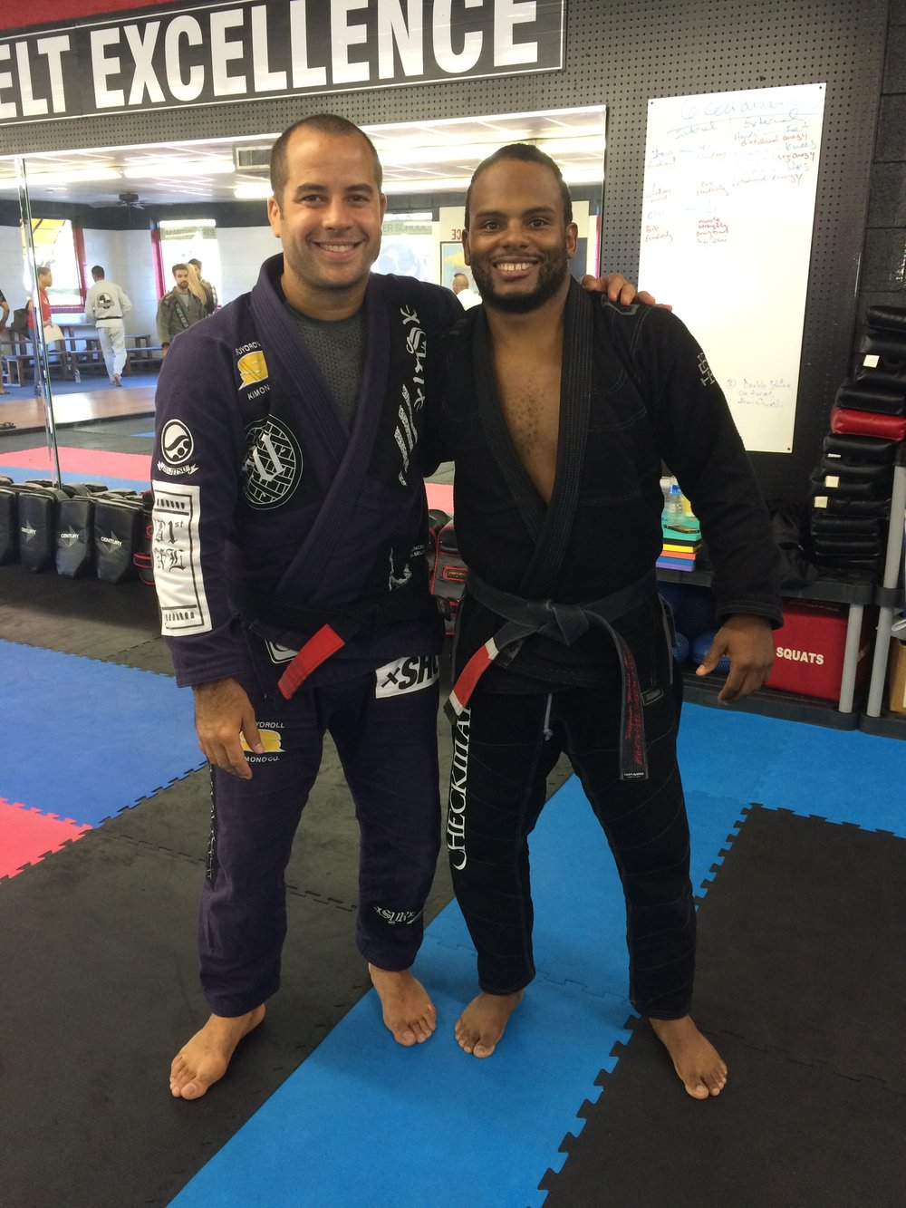Leo Vieira - Leonardo Vieira, also known as Leozinho or simply Leo Vieira, is a Brazilian Jiu Jitsu black belt under Romero Cavalcanti, being famous for combining one of the most eye pleasing games in BJJ with an amazing track record. Leo Vieira was also the co-founder of important teams such as Brasa Clube de Jiu Jitsu and Checkmat BJJ, becoming in the process one of grappling's most important coaches by developing athletes such as Marcus Almeida 'Buchecha', Lucas Leite, João Assis and many others. Leozinho is also one of the Top BJJ Competitors of All Time by BJJ Heroes.Click HERE for more on Leo Vieira