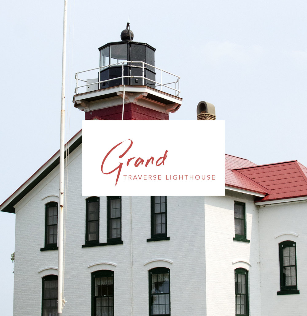 At the very tip top of the Peninsula,  Grand Traverse  is a picturesque trip through the rolling countryside with a classic lighthouse at the end of your drive.