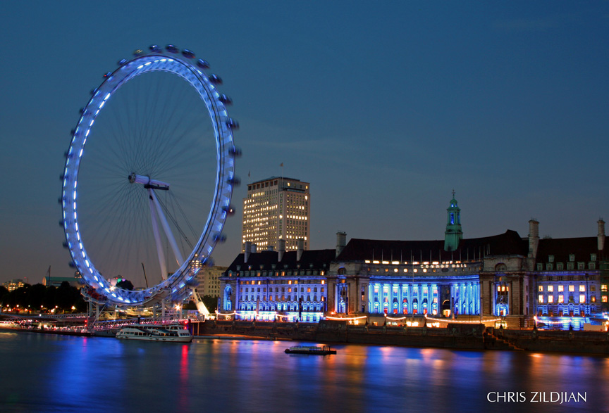 SMS Creative Photography  Night Time Photography Class Westminster London 3
