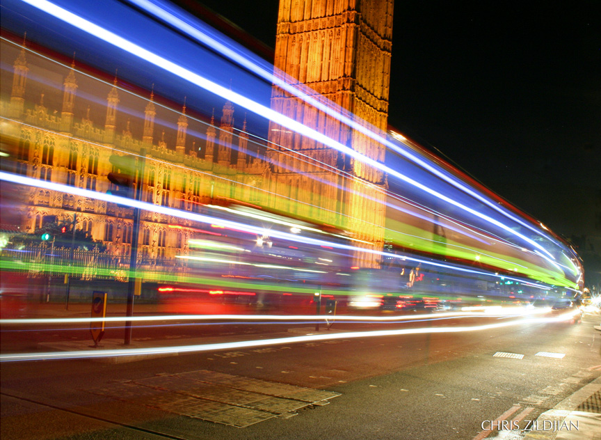 SMS Creative Photography Night Time Photography Class Westminster London 4