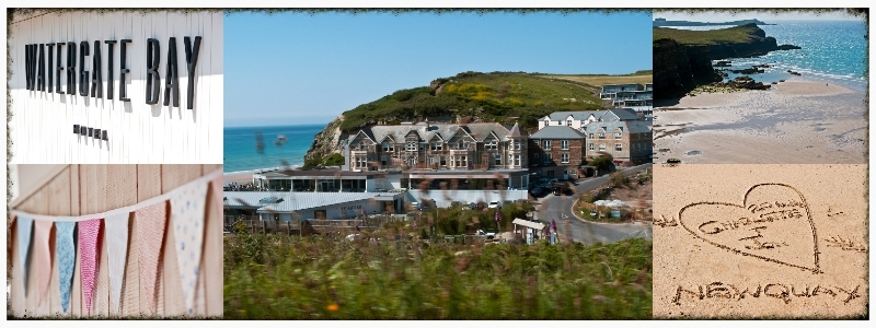 Watergatebay Hotel newquay wedding photography SMS Creative Photography