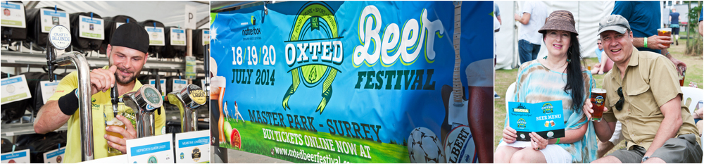 Oxted Beer Festival SMS Creative Photography