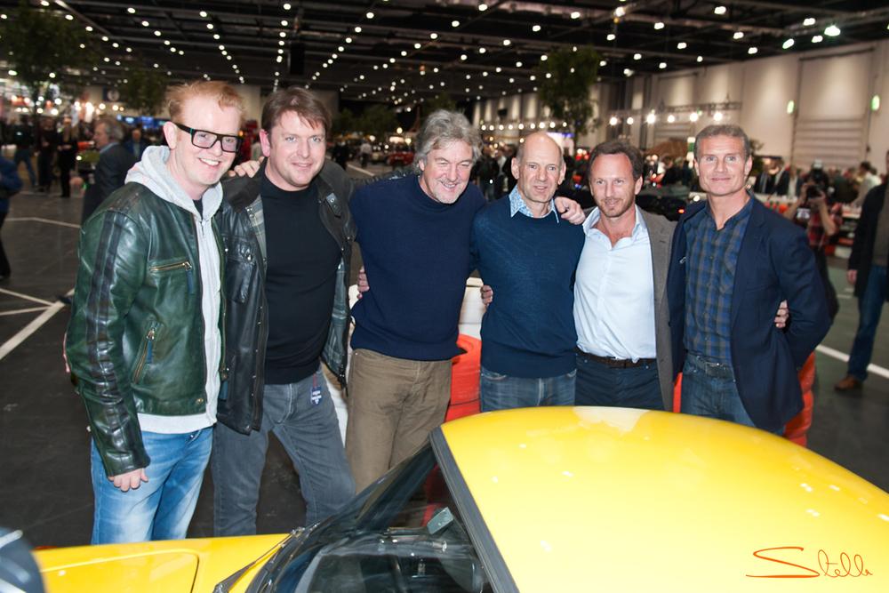 London Classic Car Show_6