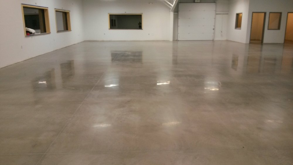 CVE polished floor 800 grit with densifier  hardener‏.jpeg