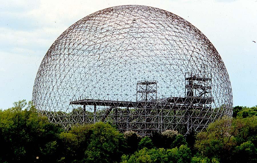 Montreal Biosphere, 1969