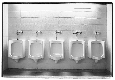 Delicieux Urinal Numbers