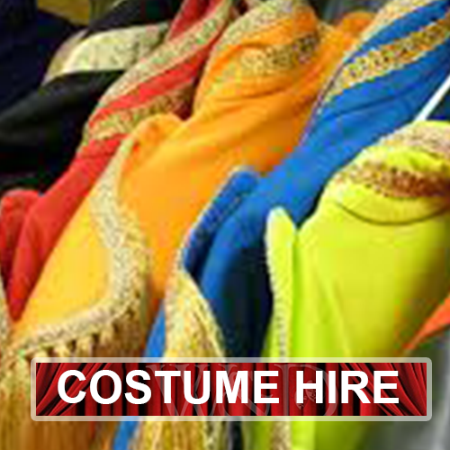 hire costumes