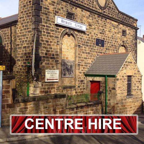centre hire