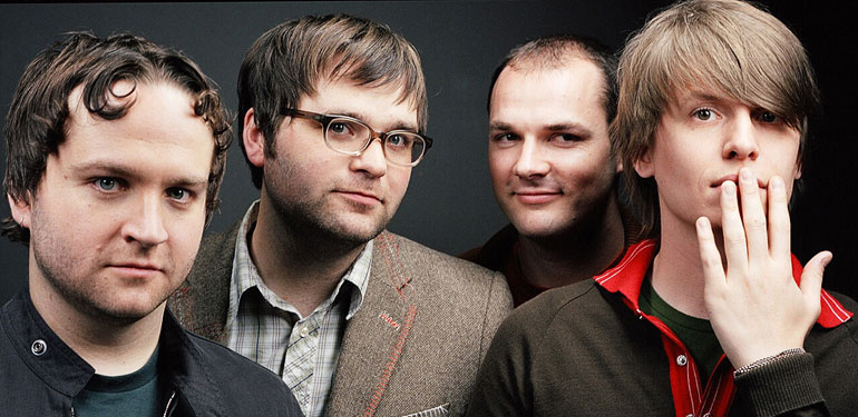 Q A Ben Gibbard On Going Solo New Album Former Lives Working