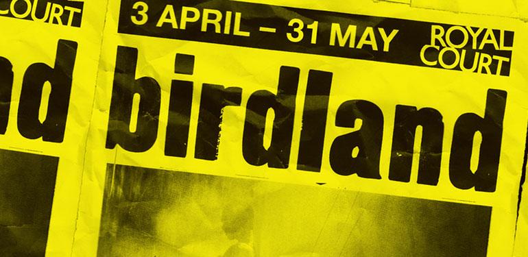 birdlandposter