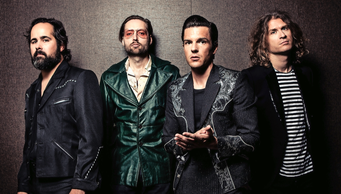 The Killers Brandon Flowers Fights Back From The Brink Q Magazine