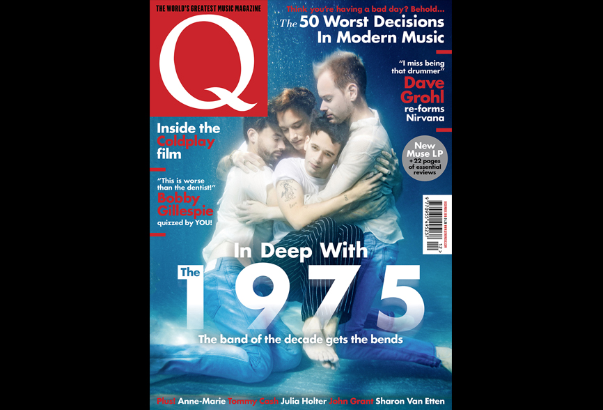In Deep With The 1975 The Band Of The Decade Gets The Bends Q