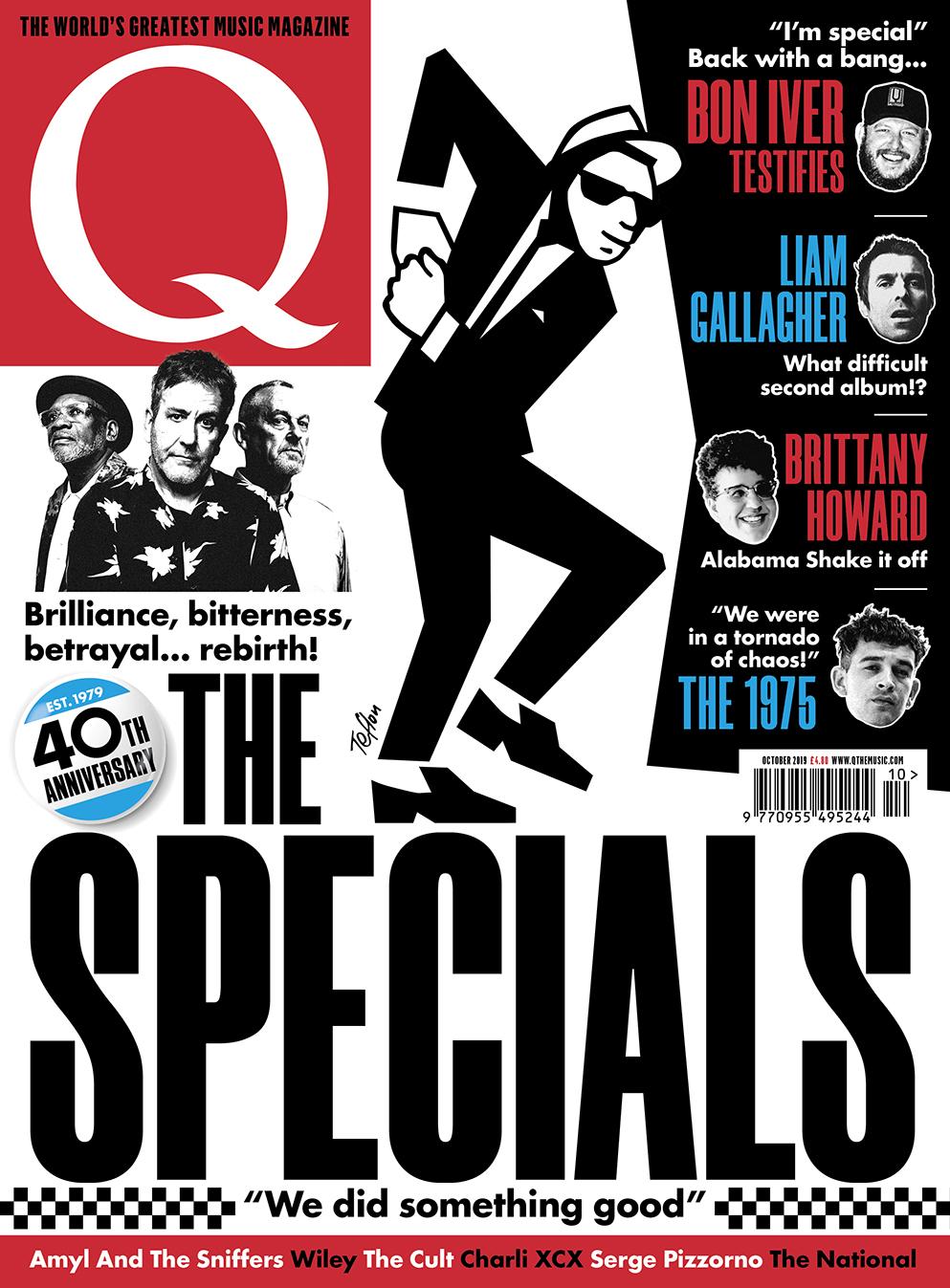 The Specials \u2014 Articles \u2014 Q Magazine