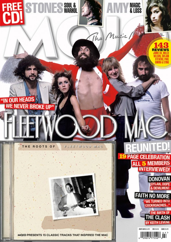 MOJO 260 / July 2015 — Mojo