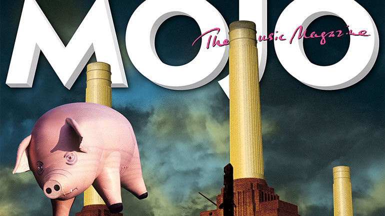 Watch Pink Floyd's Pig Fly Across MOJO's Cover! — Mojo
