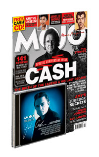 MOJO Magazine Johnny Cash