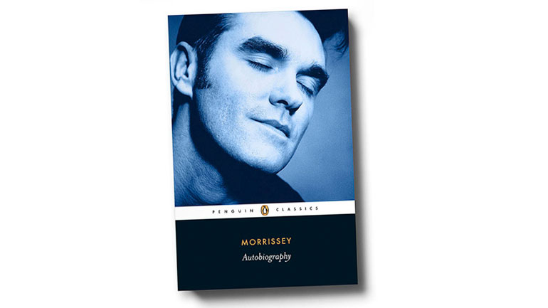 Morrissey Autobiograhy