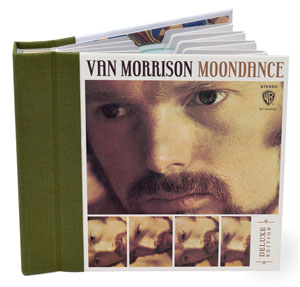 The Deluxe Edition Moondance. Out on October 21, but don't tell Van.